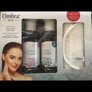 Ombra Aromatic Spa Bath Gift Set